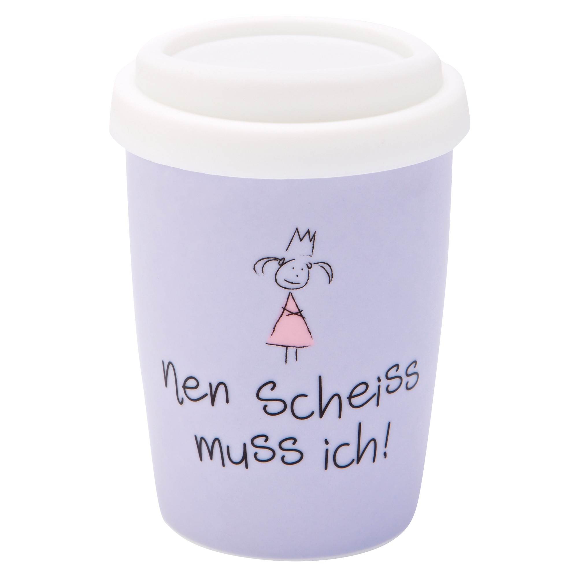 Coffee to go Becher von Mea Living